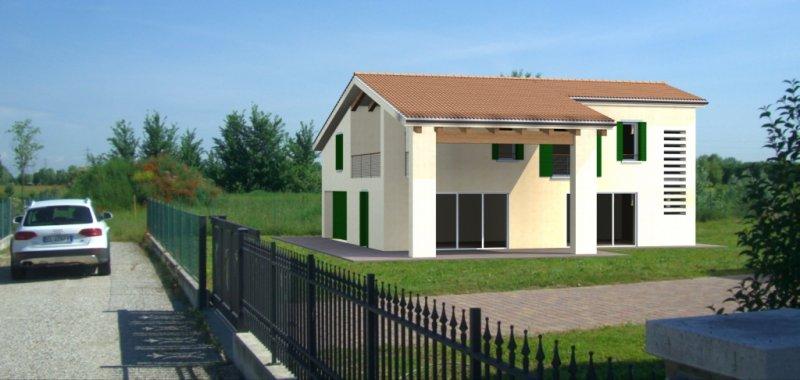Popolare Casa singola di campagna prov. Venezia RC28